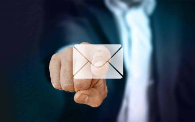 Měníme centrální e-mailovou adresu
