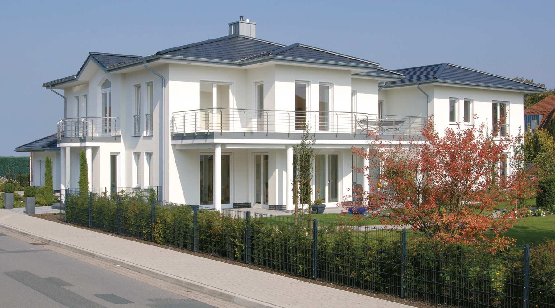 Schiedel Absolut: rodinný dům.
