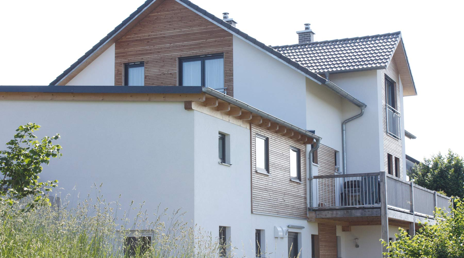 Schiedel Absolut: rodinný dům