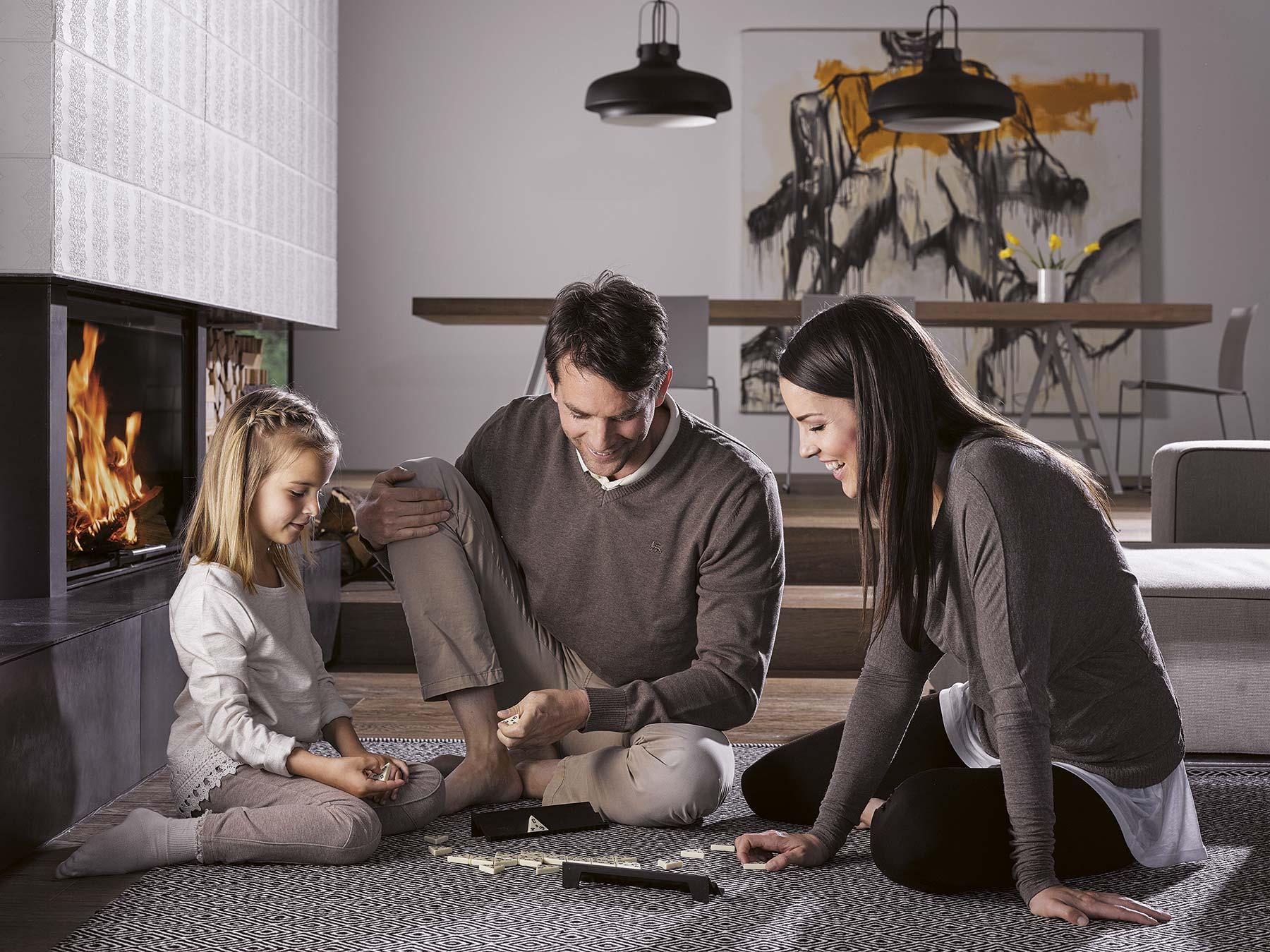 Komíny pro nízkoenergetické a pasivní domy