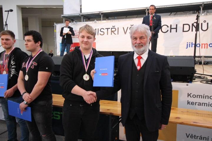 Josef Hypr a Josef Koudelka