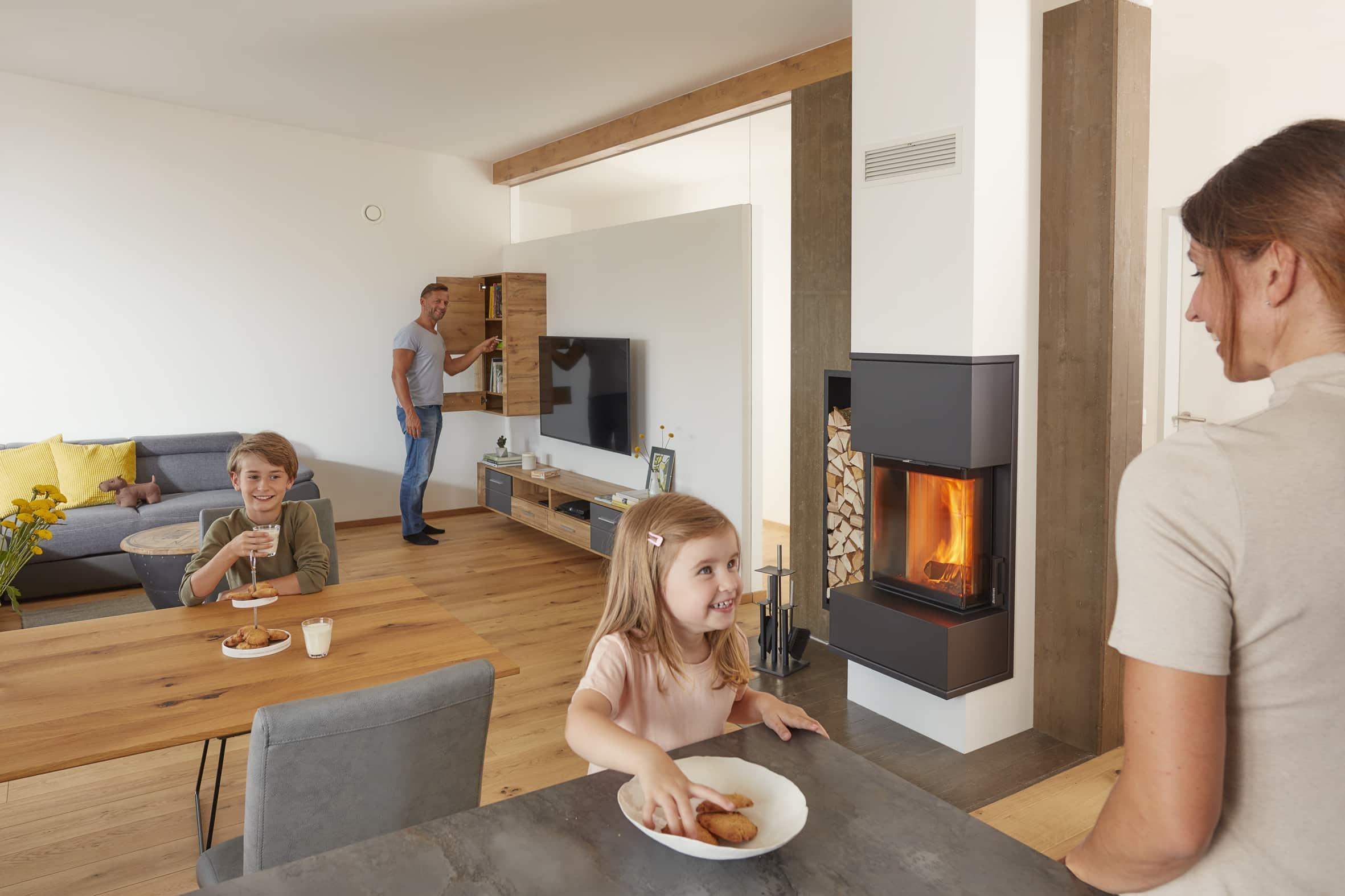 Kingfire Grande S: rodinná pohoda.