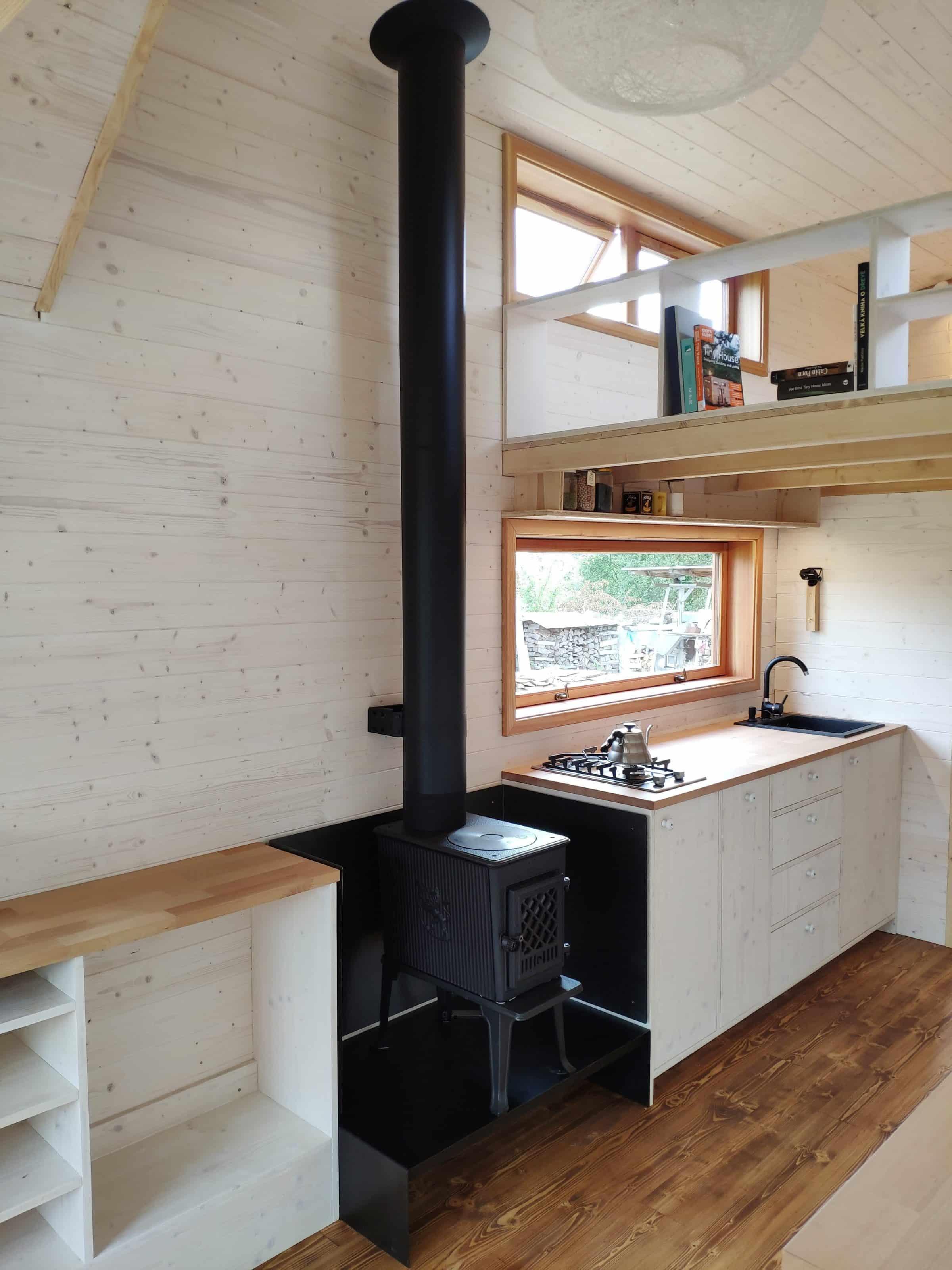 Permeter a Tiny home.
