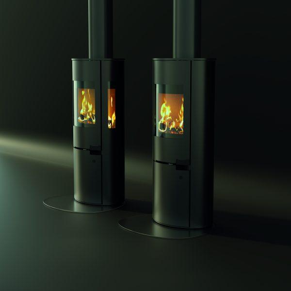 Sirius brændeovne