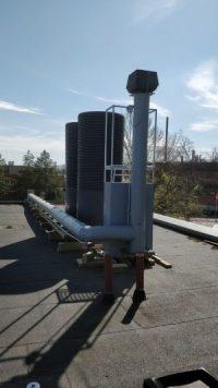 Teollisuushormi katolla