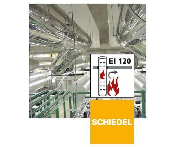 Canne fumarie EI 120: nuova certificazione