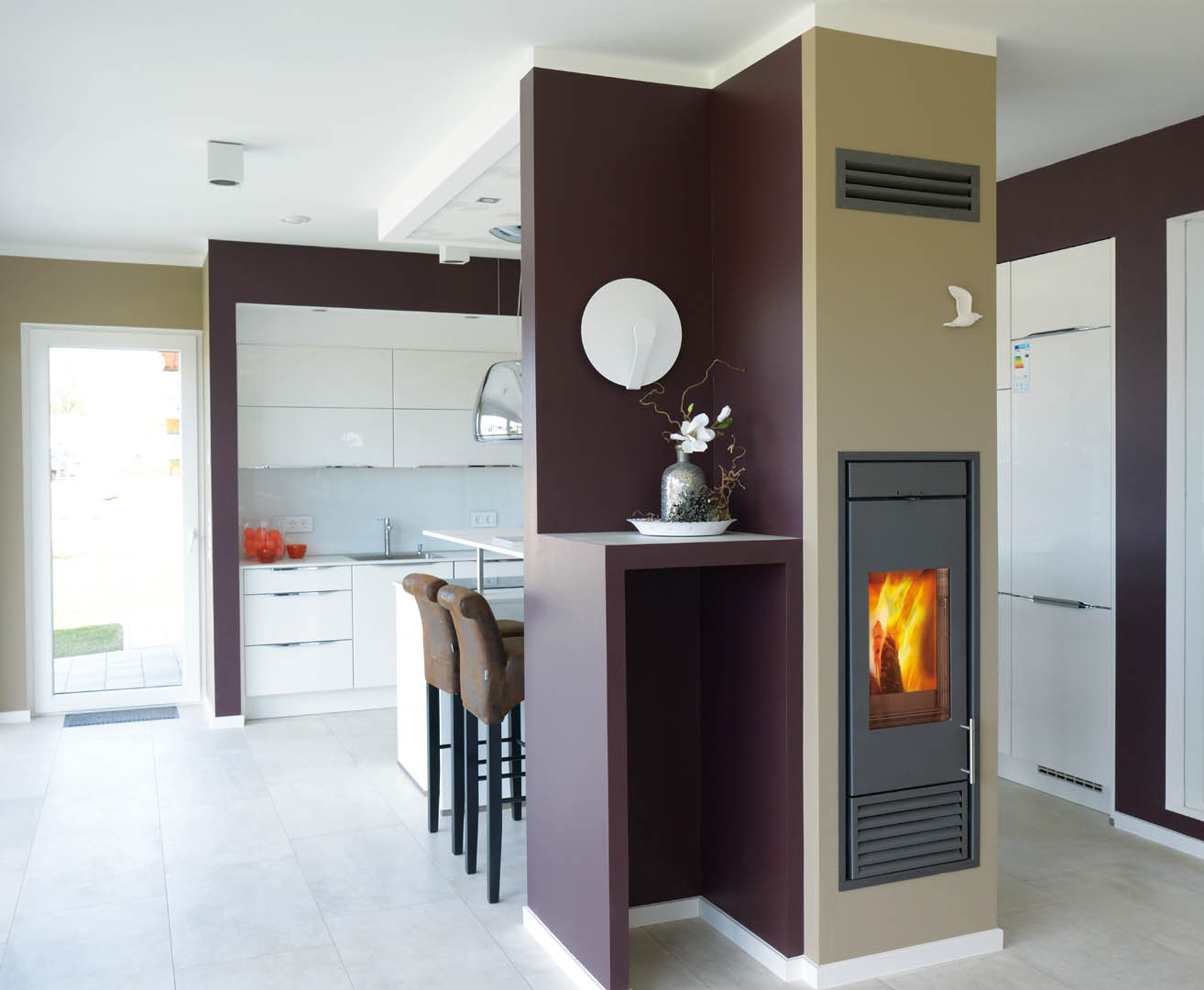 KINGFIRE CLASSICO S w kuchni