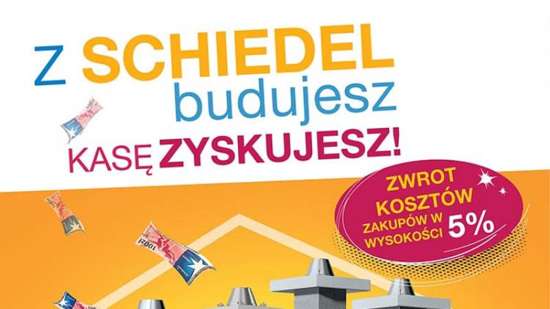 Schiedel – SYSTEMY KOMINOWE I WENTYLACYJNE