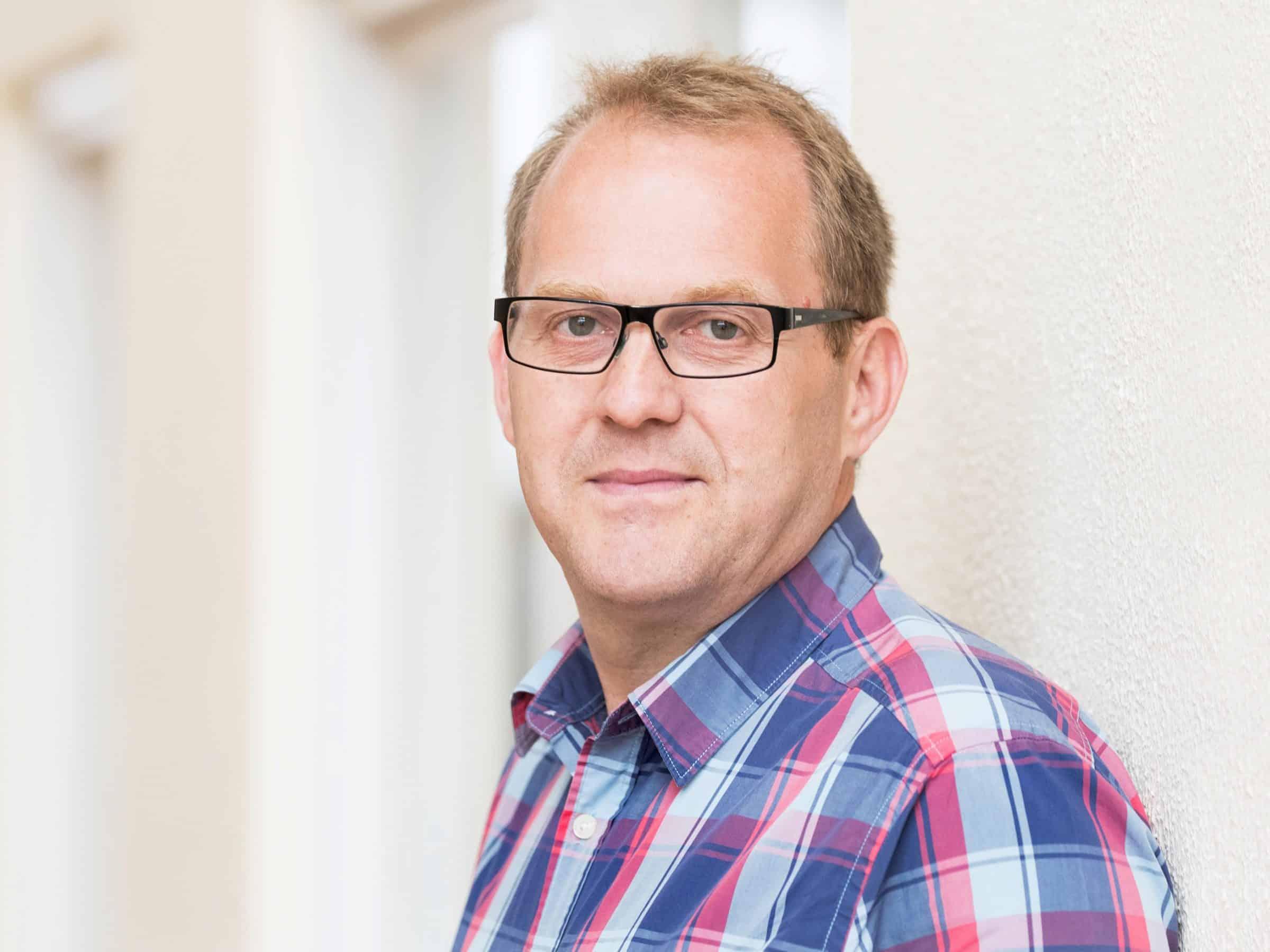 Kenneth Finnäs ny VD för Schiedel skorstenssystem AB