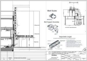 Equinix Data Centre drawing
