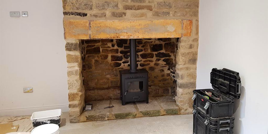 How to become a stove chimney installer schiedel uk for Isokern fireplace cost