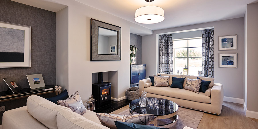 New-build housing with in-built Stoves › Schiedel UK