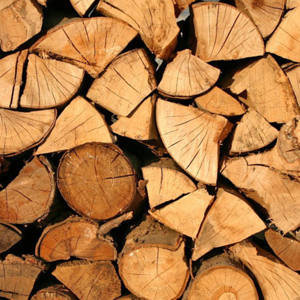 Low moisture wood