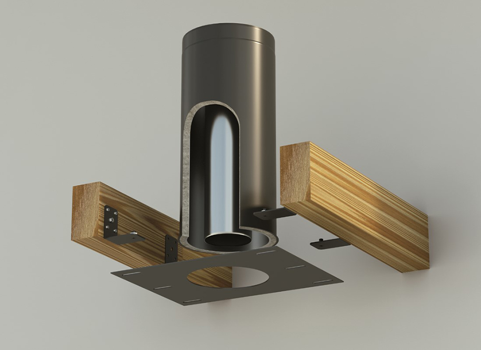 Sirius – The Complete Wood Burning Stove Package