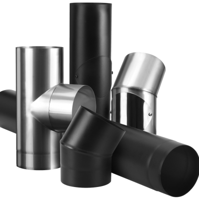 Steel System Chimneys