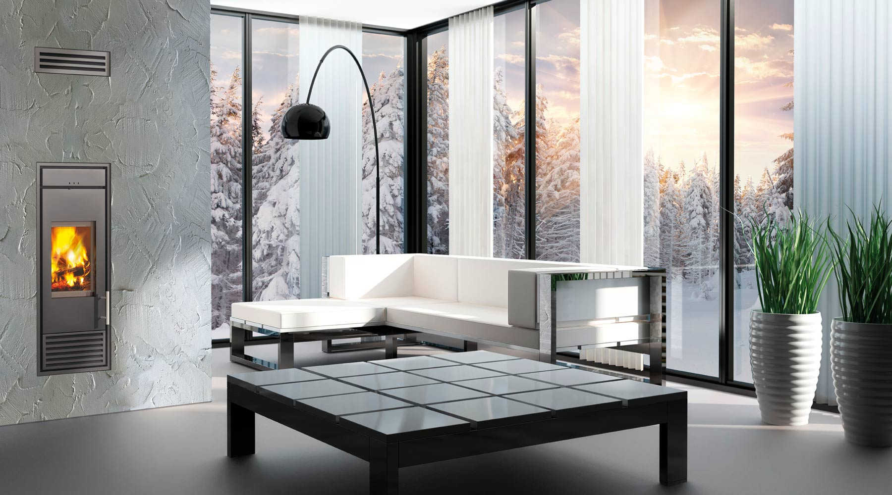 schiedel kingfire classico s wohnqualit t mit energieeffizienz schiedel deutschland. Black Bedroom Furniture Sets. Home Design Ideas
