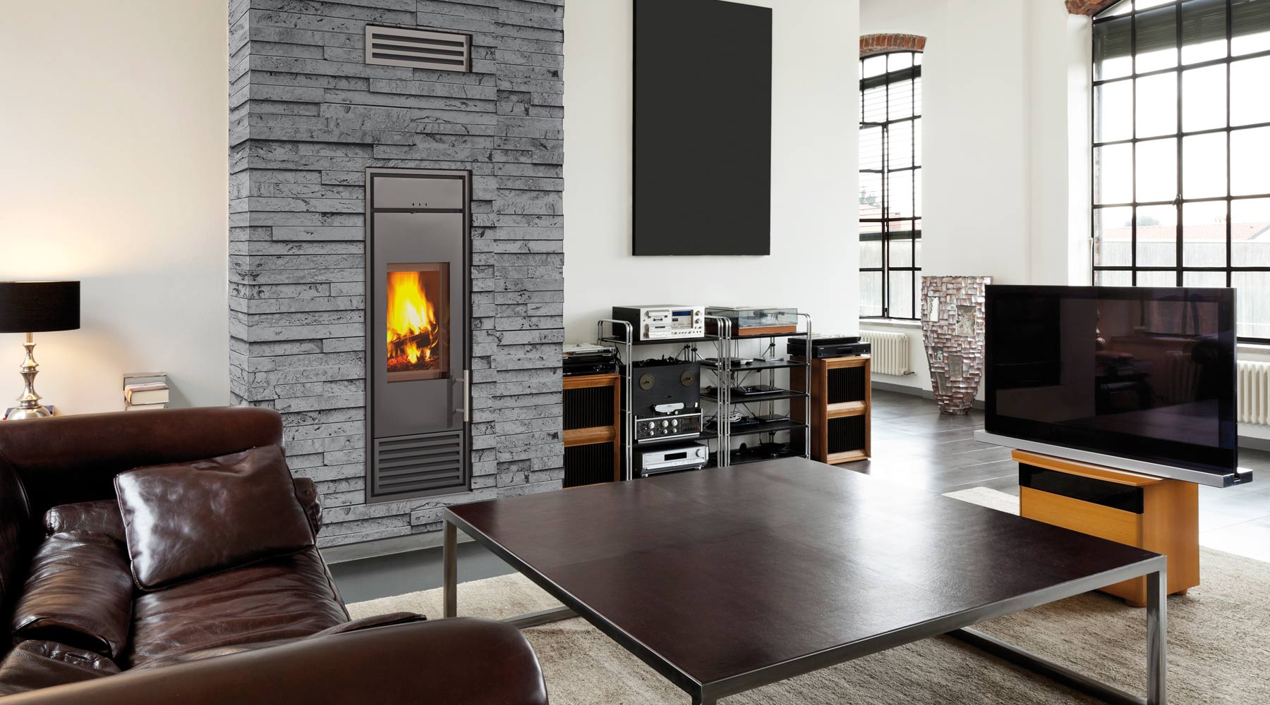 Schiedel Kingfire Kaminofen Ofensystem