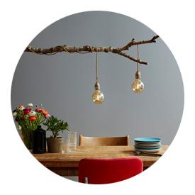 tisch lampe zuhause