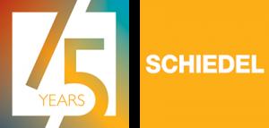 75 Jahre Schiedel - Logo