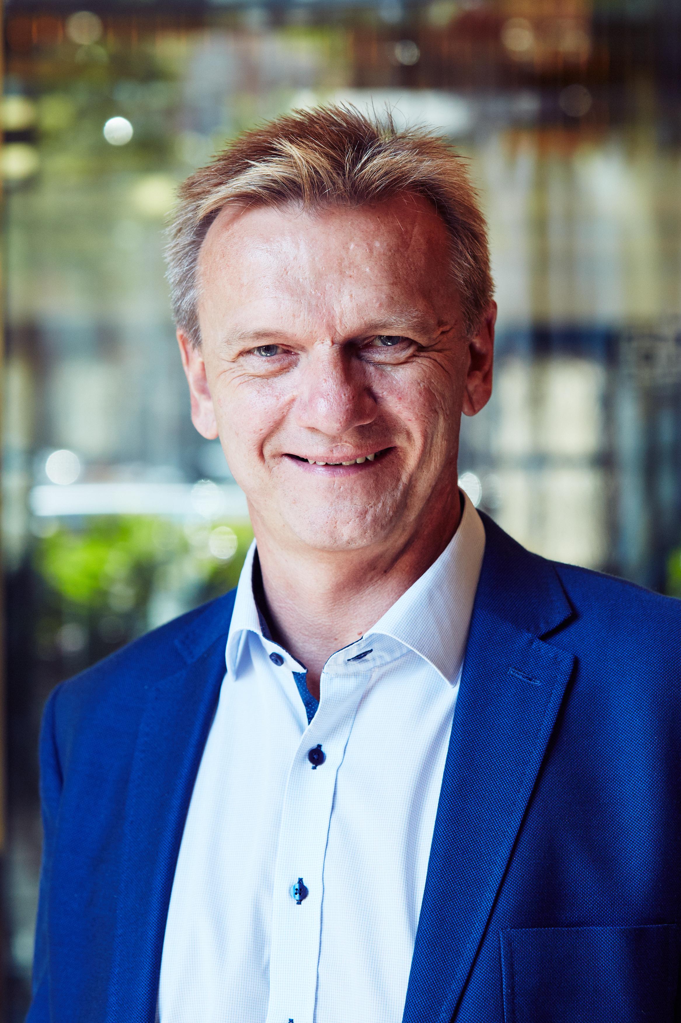 Johannes Kistler, CFO