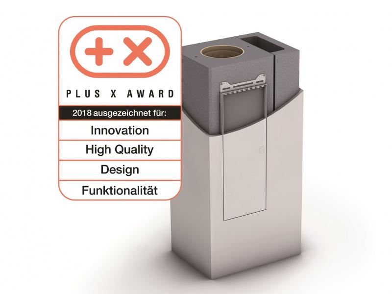 absolut design fertigfuss mit designtuer x award
